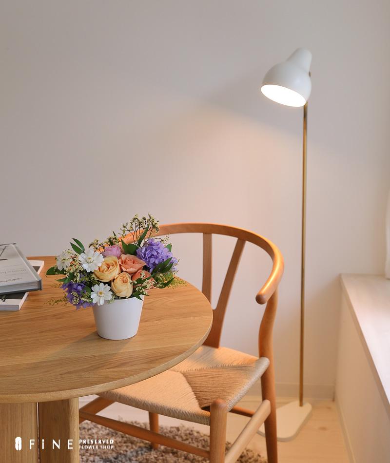 プリザーブドフラワー ギフト プレゼント 女性 記念日 インテリア ディスプレイ 誕生日 結婚祝い アレンジメント