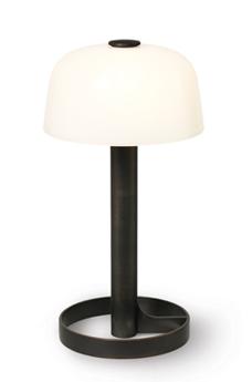 Soft Spot Portable Lamp smoke インテリア 時計 北欧