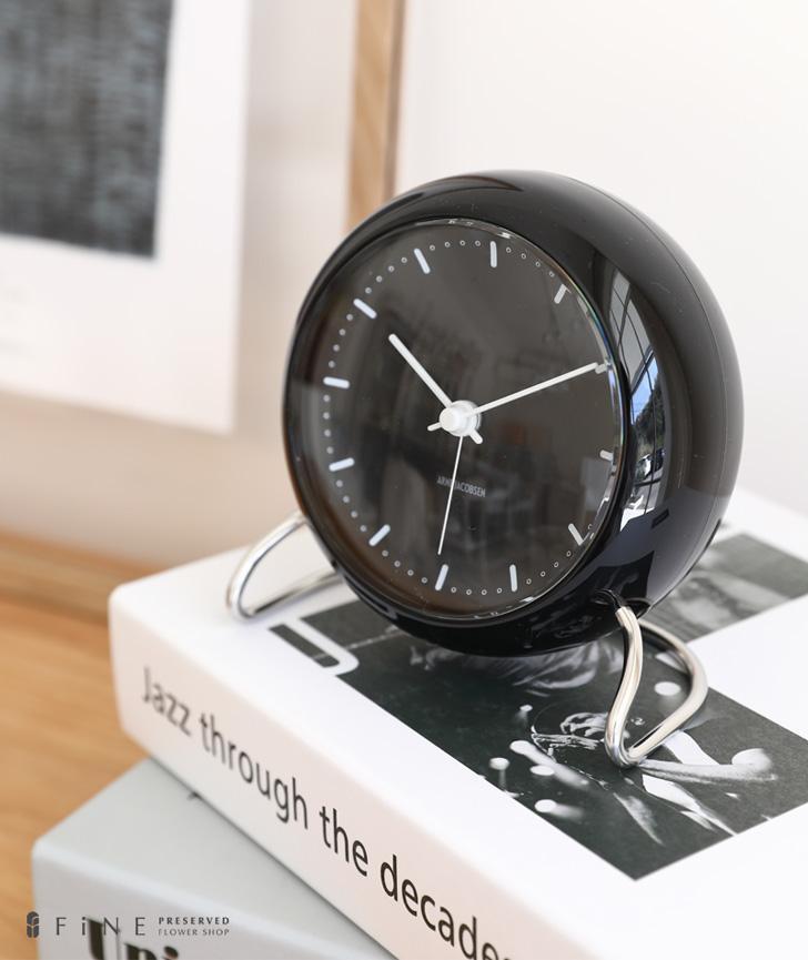 ARNE JACOBSEN TableClock CityHall インテリア 時計