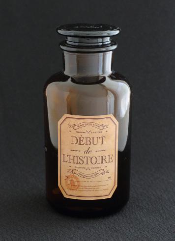 ハロウィン雑貨 サイエンスボトル 薬ビン アンティーク