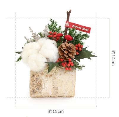 プリザーブドフラワー ギフト クリスマス リース パーティ ディスプレイ インテリア ドライフラワー ワイルドフラワー ボタニカル
